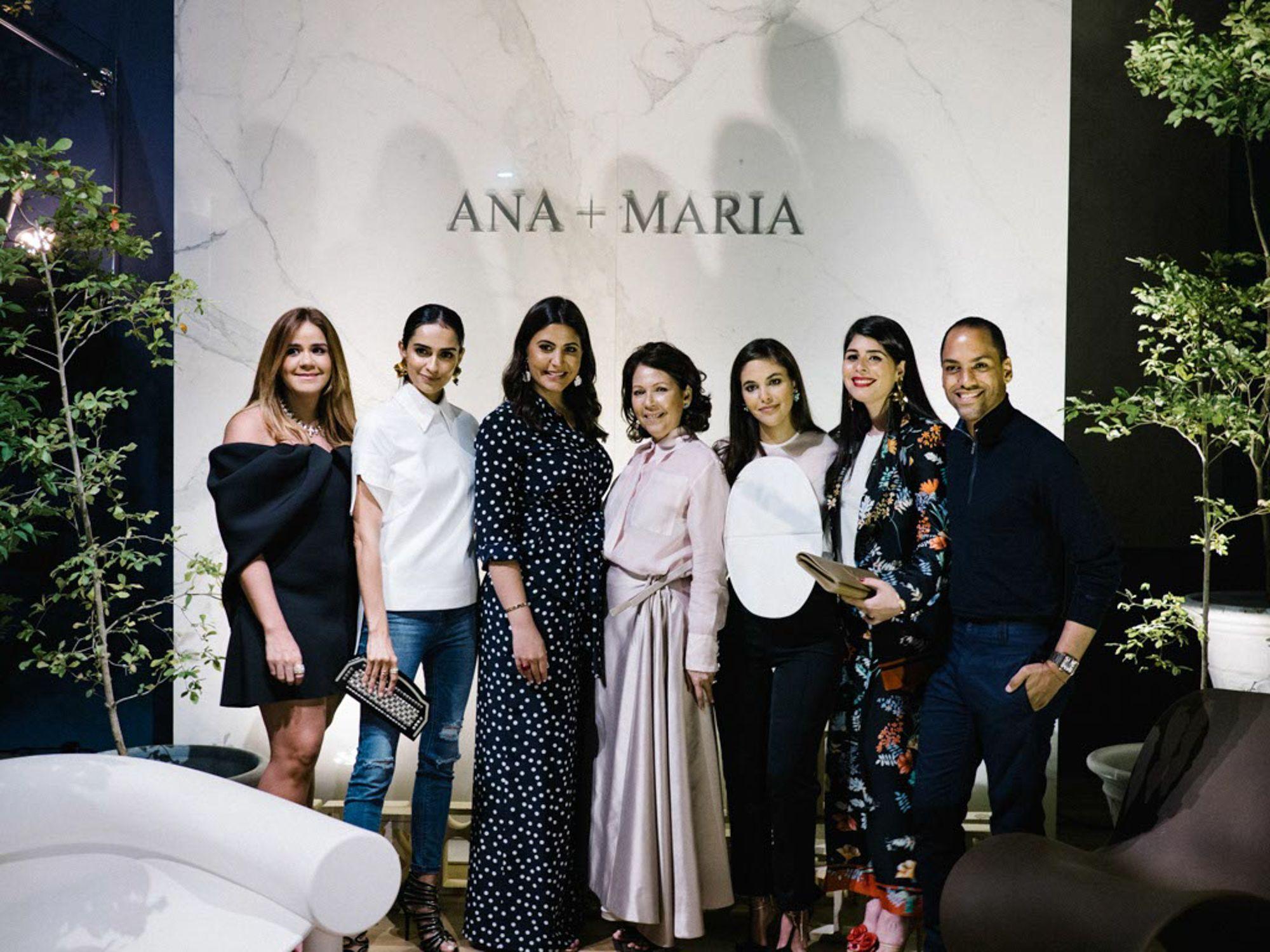 Ana+María colección Primavera-Verano 2017