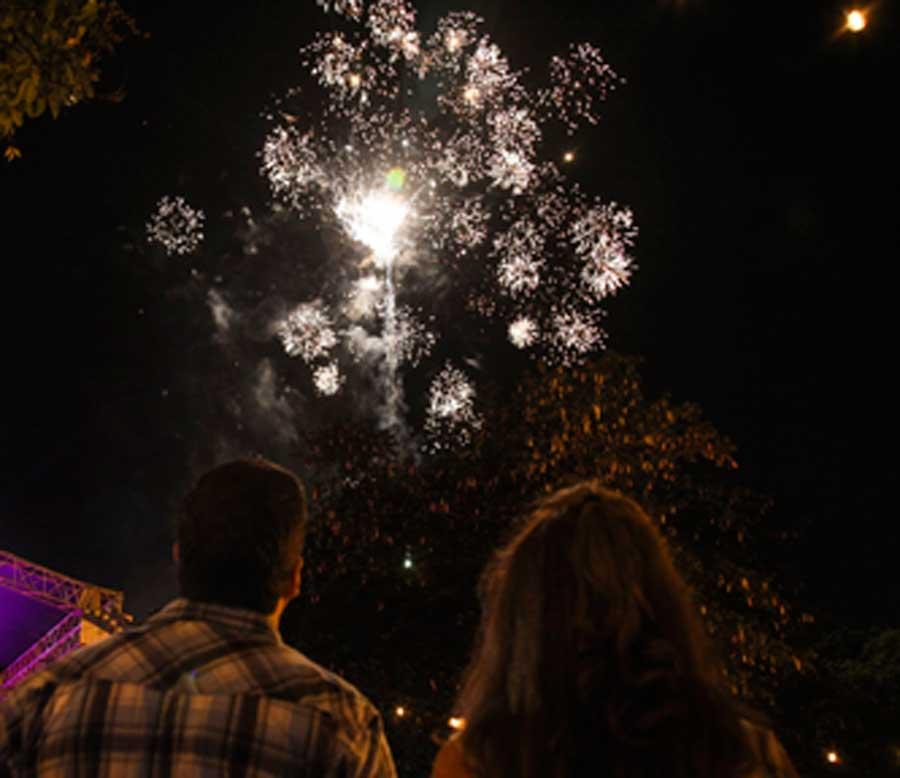 EE UU conmemora 241 años de independencia