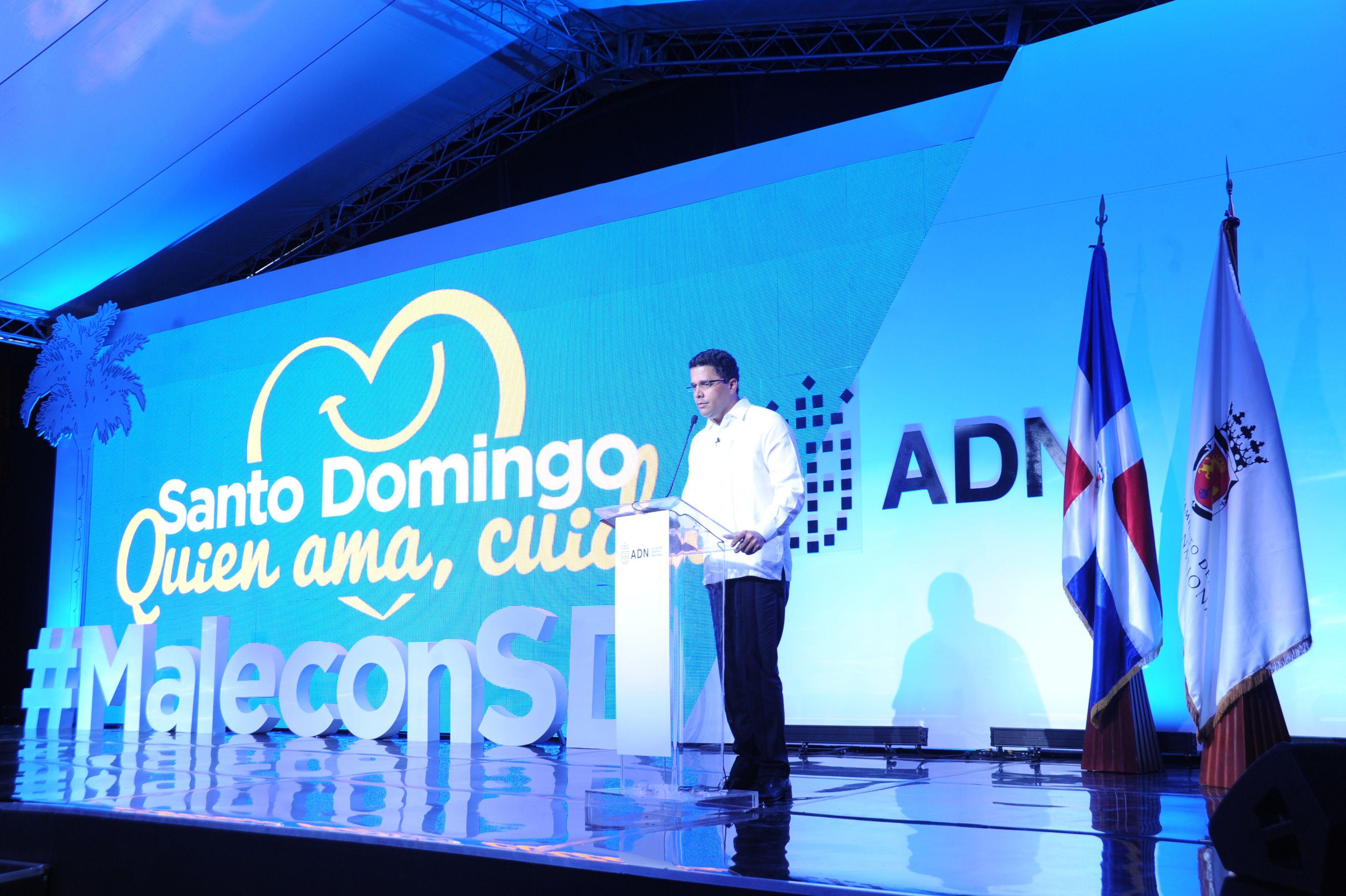 Un nuevo malecón para la ciudad de Santo Domingo