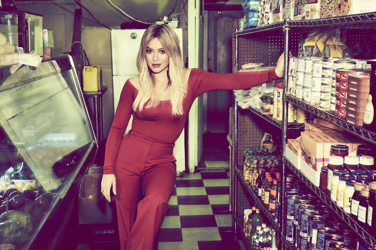 P.S. IT'S FANCY l Los Looks de…Kelsey Peters (A.K.A. Hilary Duff)