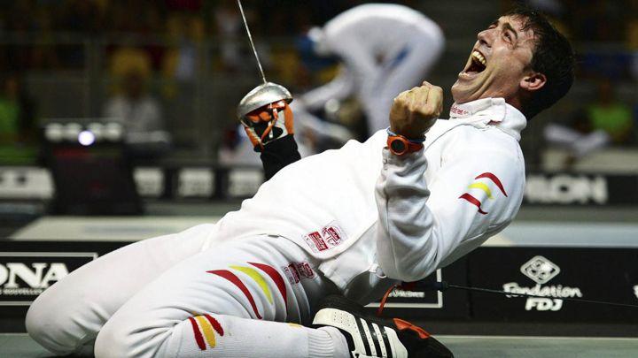 """José Luis Abajo """"Pirri"""": este español medallista olímpico de esgrima, viene al país a disertar sobre el éxito."""