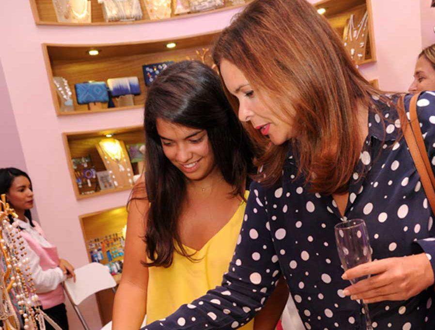 Jenny Polanco inaugura boutique en Ágora Mall