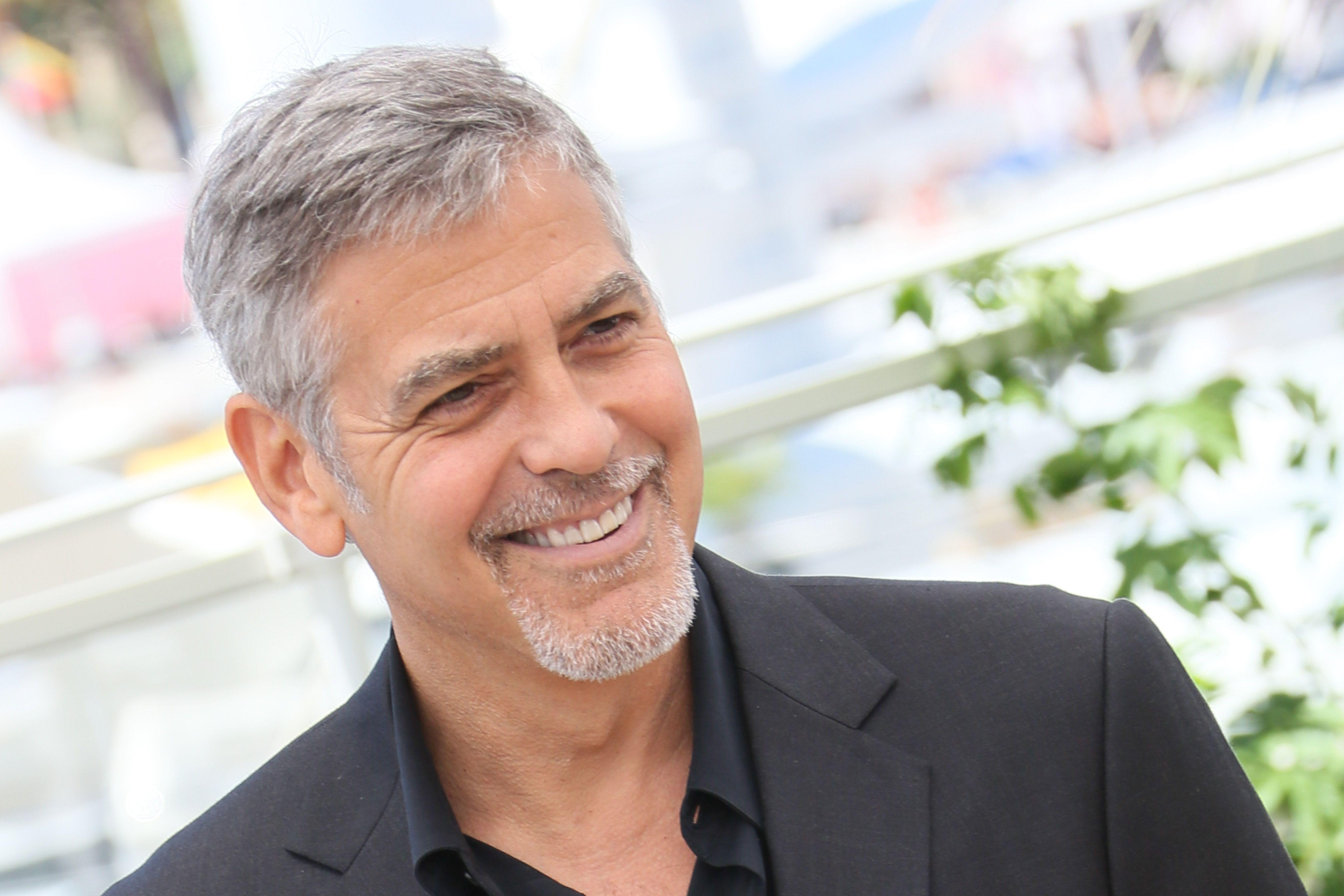 Nueva Portada: George Clooney (16 de Septiembre)