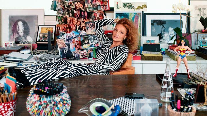 P.S. IT'S FANCY l Under the Spotlight: Diane Von Furstenberg