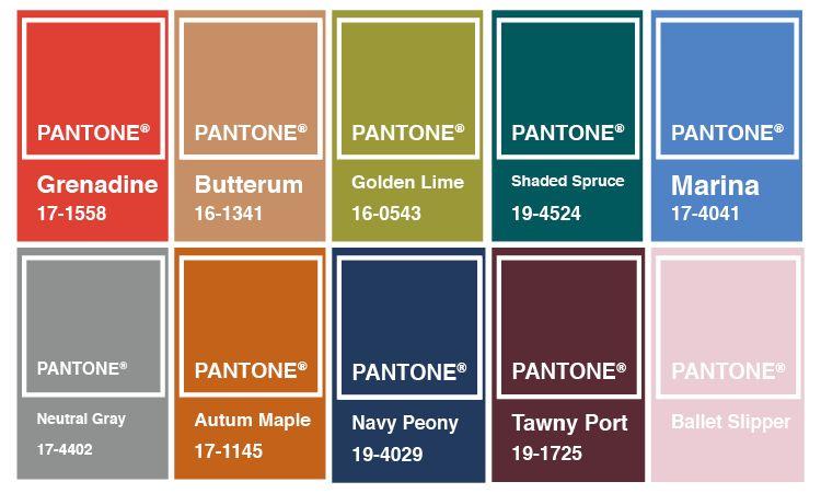 P.S. It's Fancy l The Fancy Bazaar: Colores de Otoño