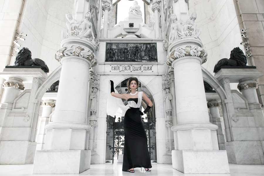 Glamorous Encounter: Moisés Álvarez Samaniego