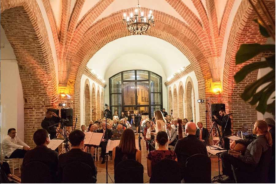 Conciertos de Villa de Santo Domingo