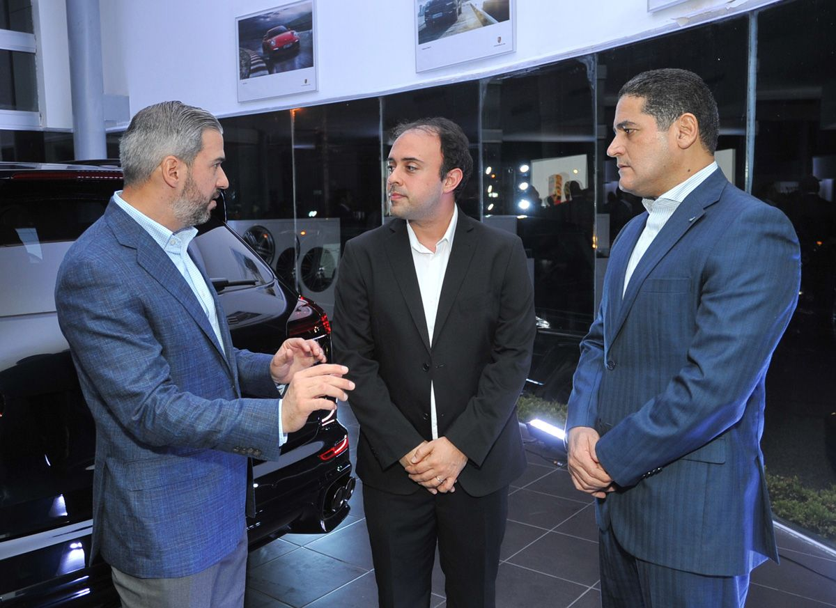 Nuevos Integrantes de la familia Porsche