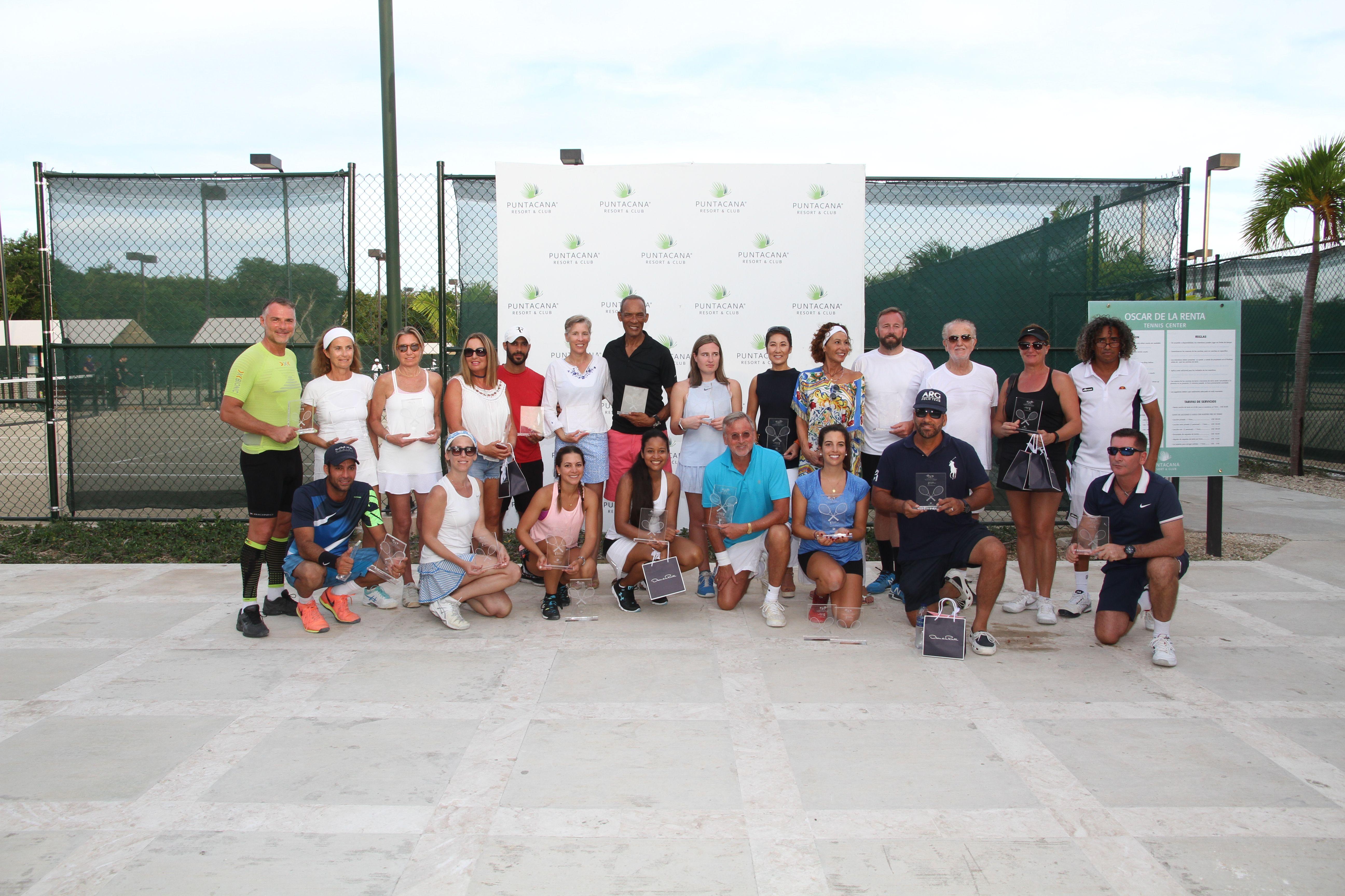 XVI Torneo de Tenis Oscar de la Renta