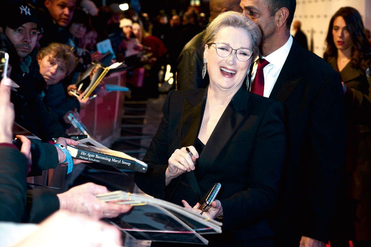 """Meryl Streep: «Interpretar a Katharine Graham ha sido uno de los retos profesionales más importantes de mi vida"""""""