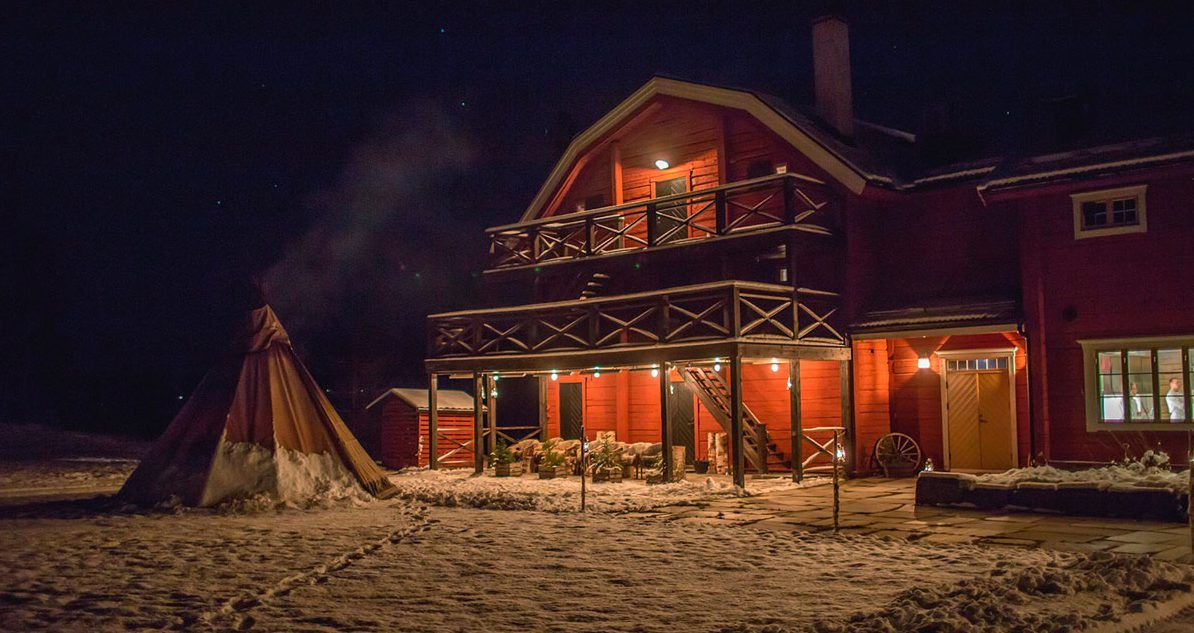 Fäviken Magasinet: Un espacio culinario aislado de la civilización