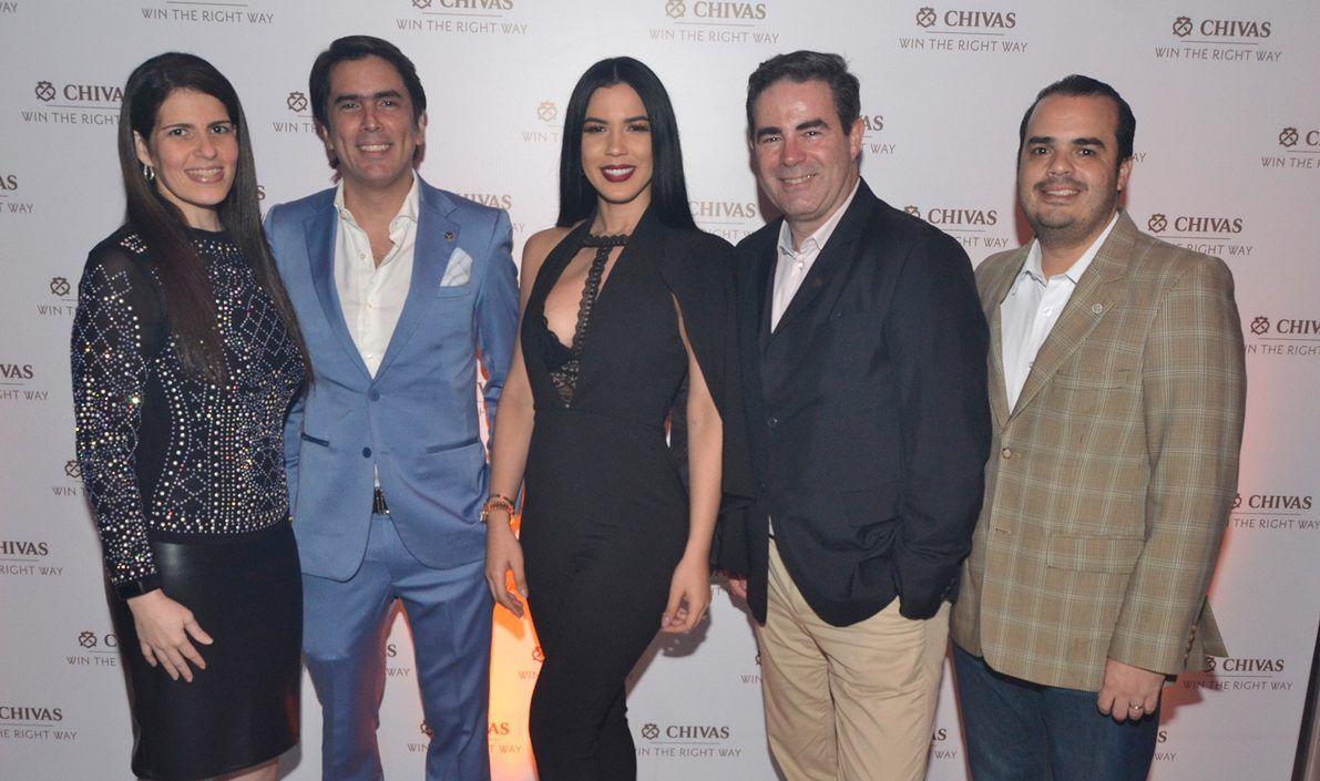Chivas Celebra El Éxito Con Rooftop Party