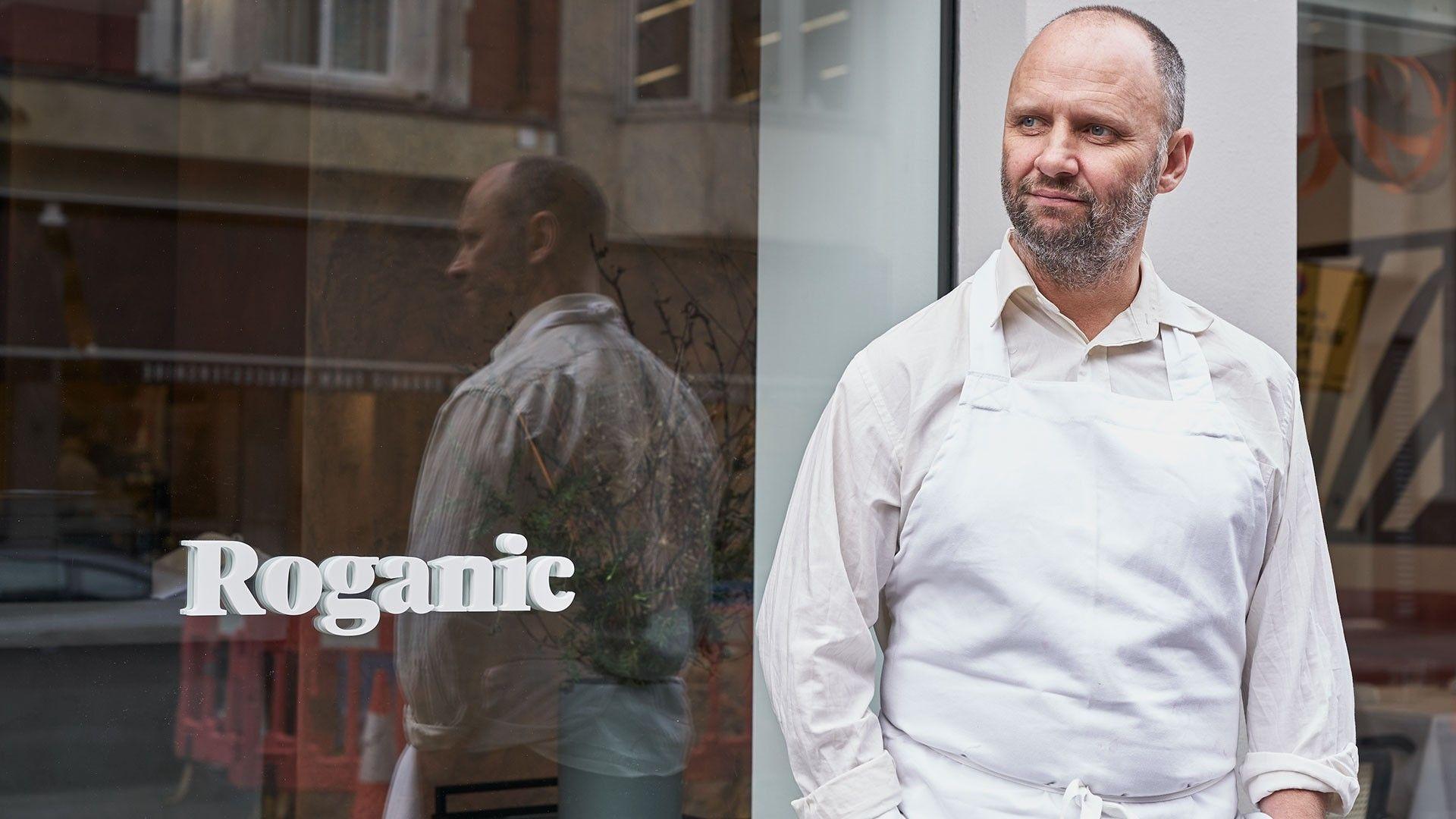 Simon Rogan: La estrella de las cocinas inglesas