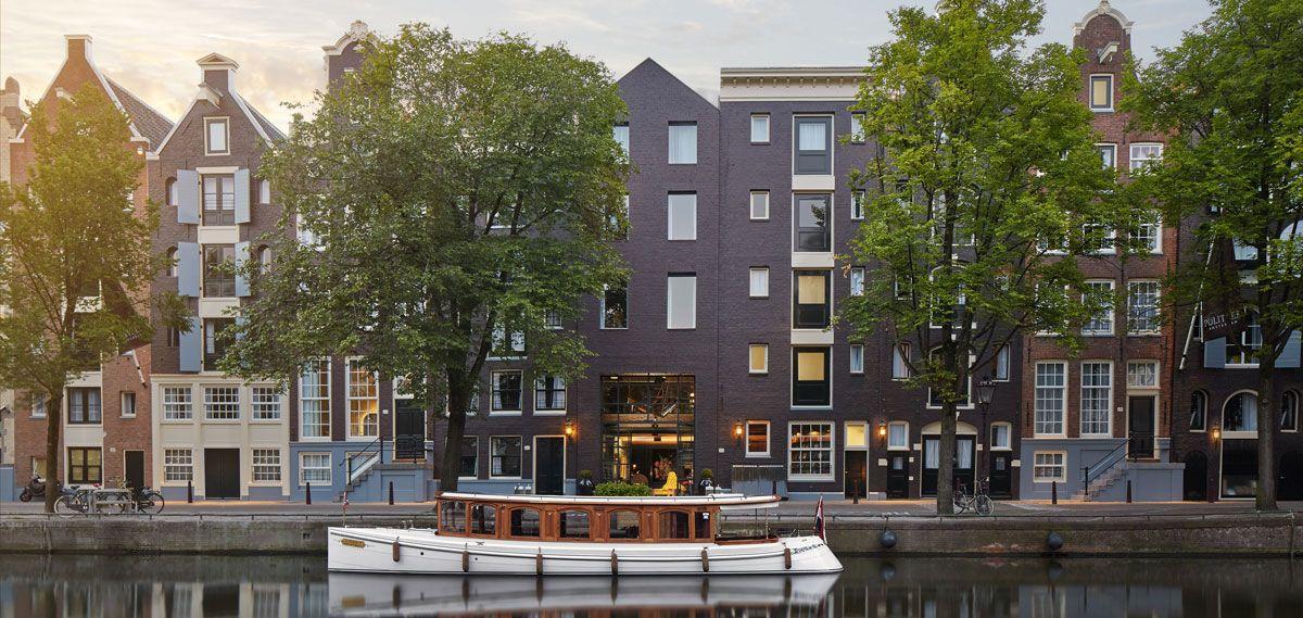 Pulitzer Ámsterdam: Un espacio del cielo en los Países Bajos