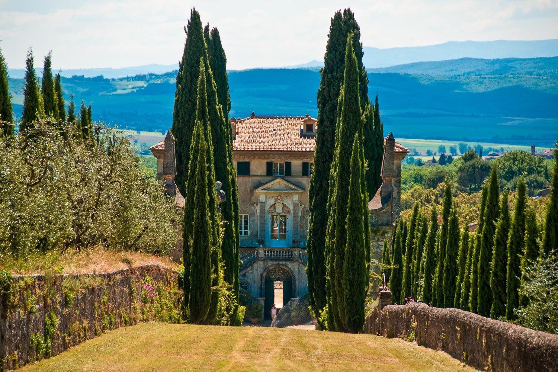Villa Cetinale: La mansión de las fiestas toscanas