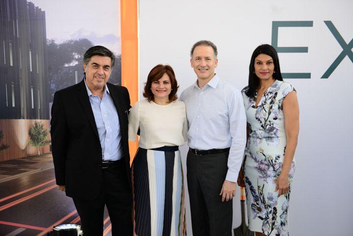 Excel inicia construcción de sus nuevas oficinas corporativas
