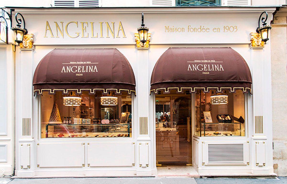 Angelina's Tearoom: Endulza tu alma en París