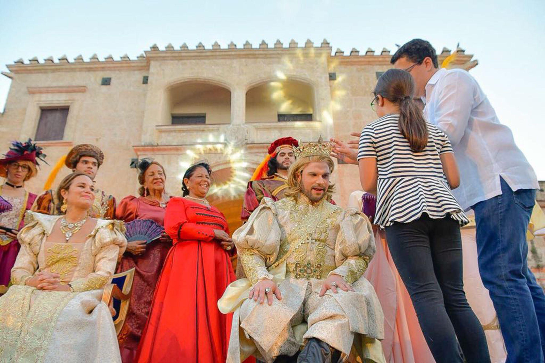 Carnaval Virreinal de la Ciudad Colonial