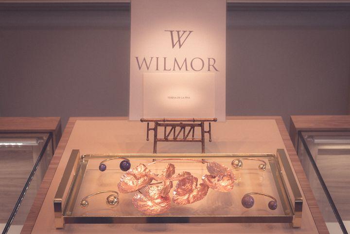 Teresa de la pisa trae sus joyas a Wilmor