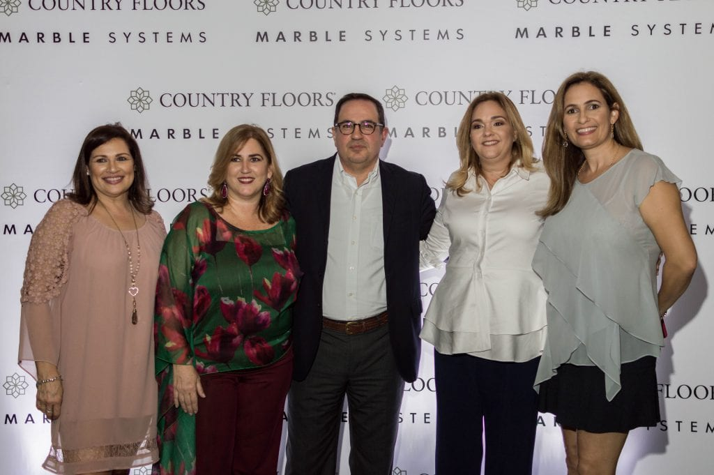 Marble Systems abre showroom en el país