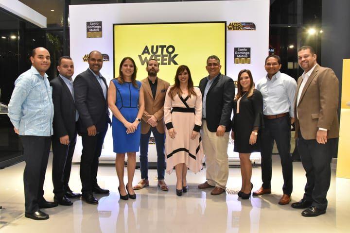 Llega Autoweek 2018