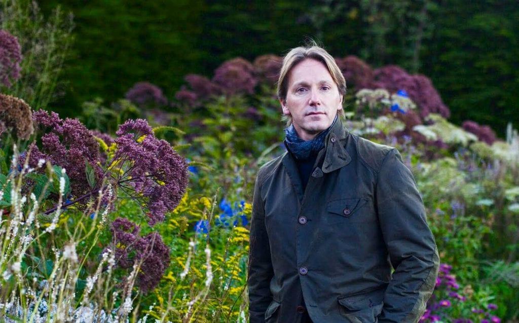 Luciano Giubbilei: El diseñador de jardínes