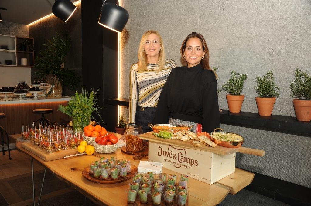 Carmen de Farach y Wendy Durán: El arte del comer suculento y saludable