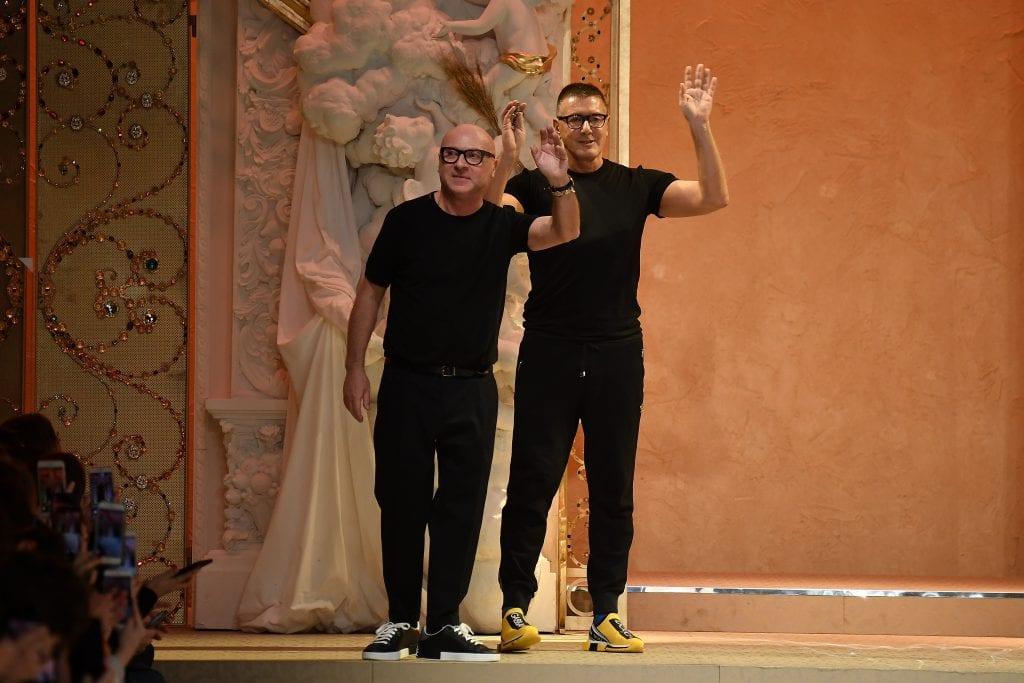 Domenico Dolce and Stefano Gabbana: Los apasionados diseñadores de la mujer siciliana