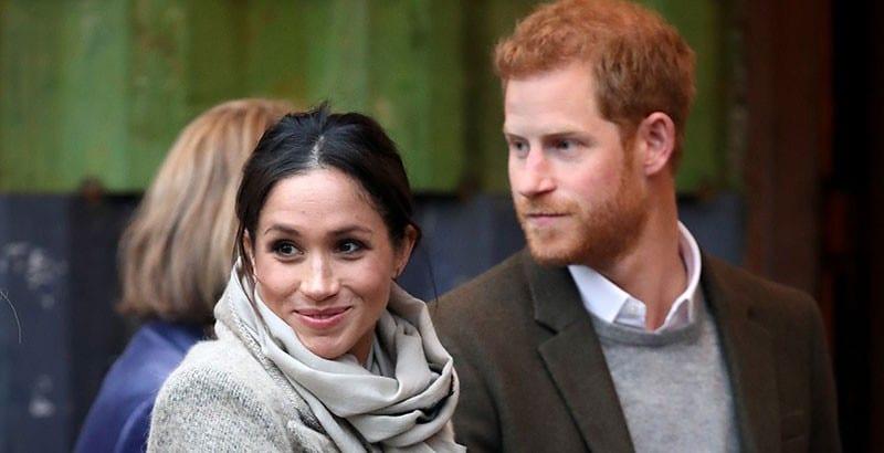 El príncipe Harry y su ex