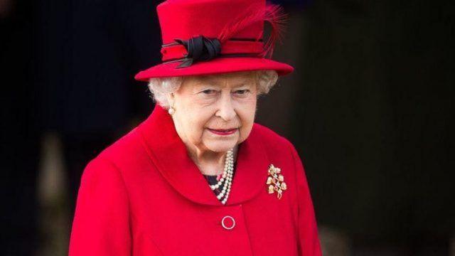 guardarropa de la reina