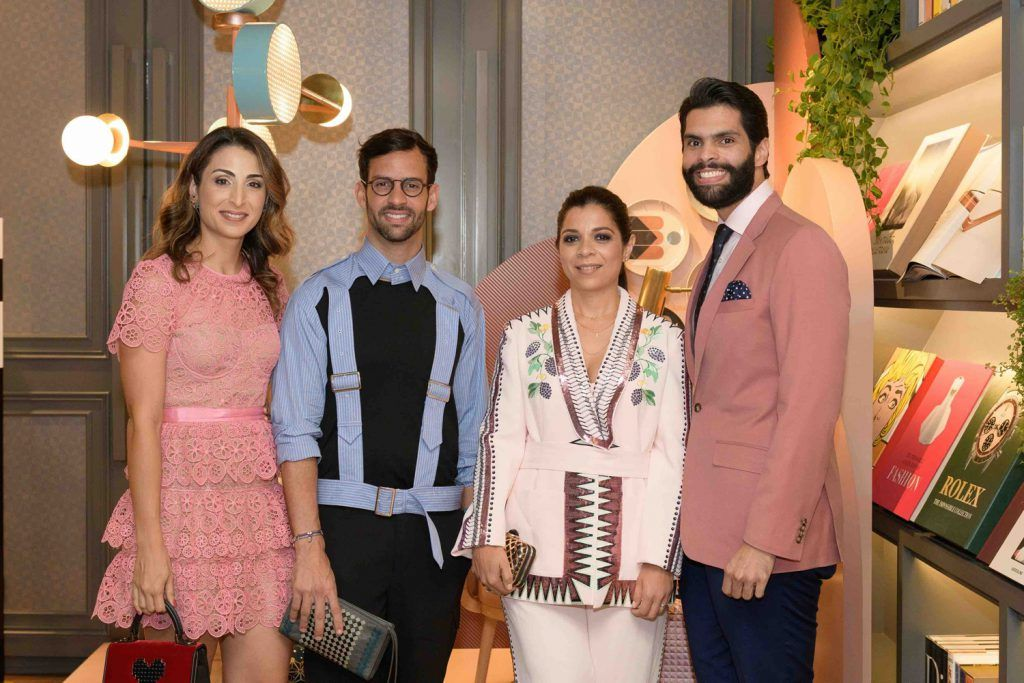 Lisette Polanco, Jorge Brown Aymara & Andres Aybar