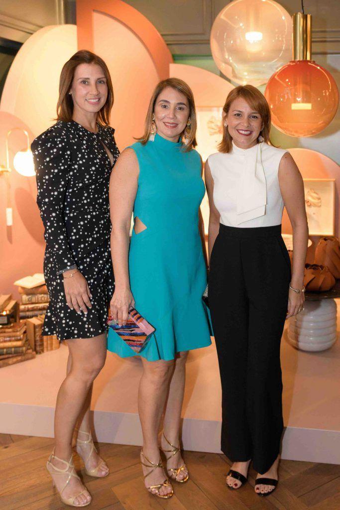 Laura Betances, Elizabeth Barceló De Bogaert & Maite Abreu DeMar