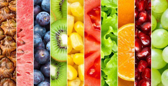 Colores y Gastronomía