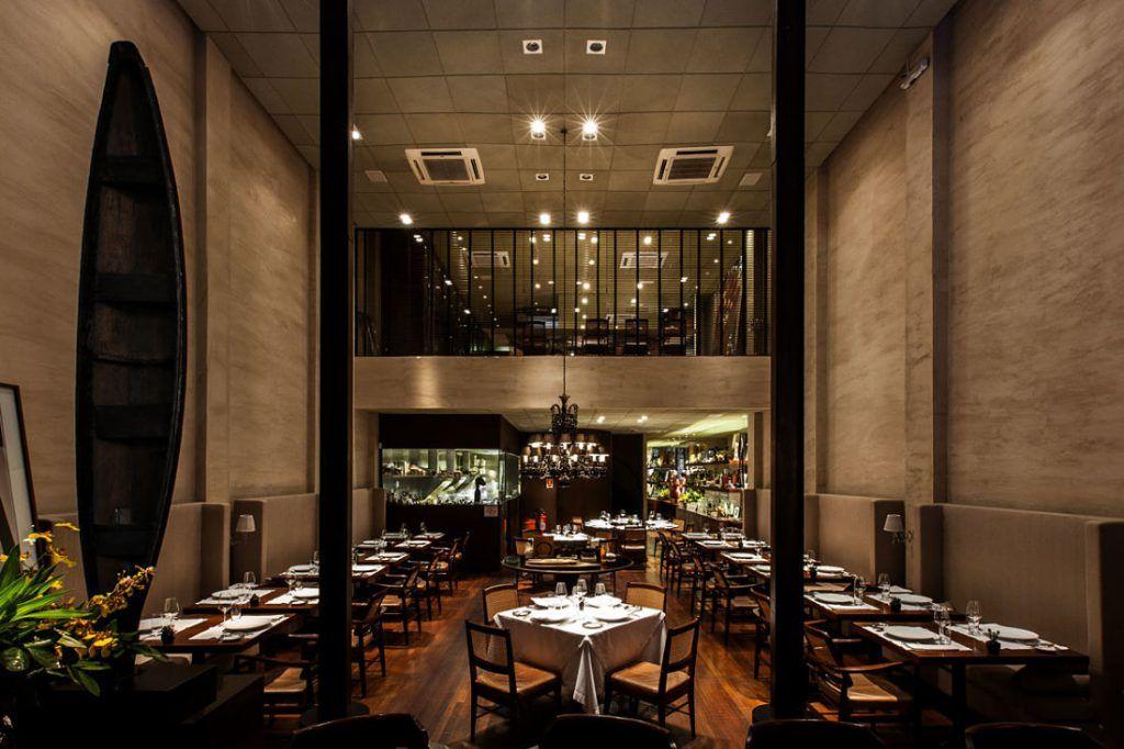 Restaurante D.O.M. en Brasil