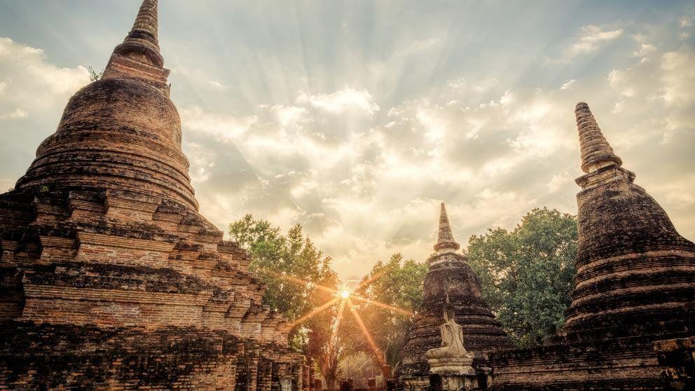 Los templos de Tailandia