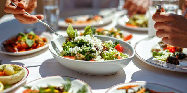 Almuerzos saludables