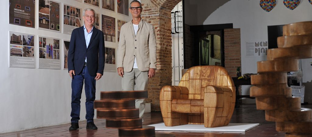 Mauro Mori y Massimo Caiazzo