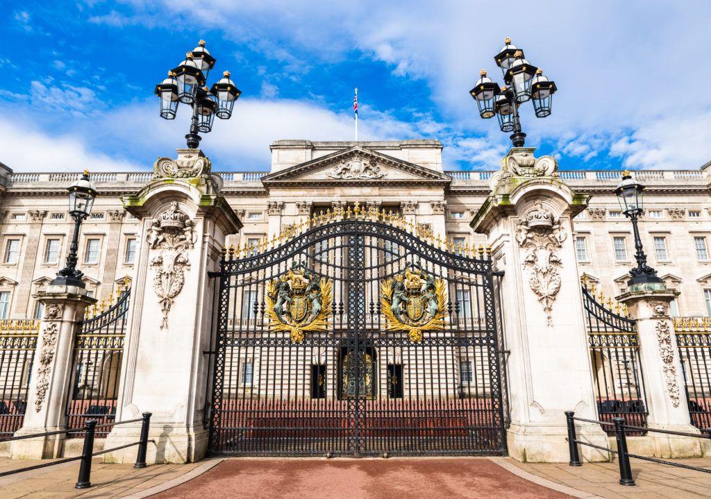 Residencia de los reyes ingleses