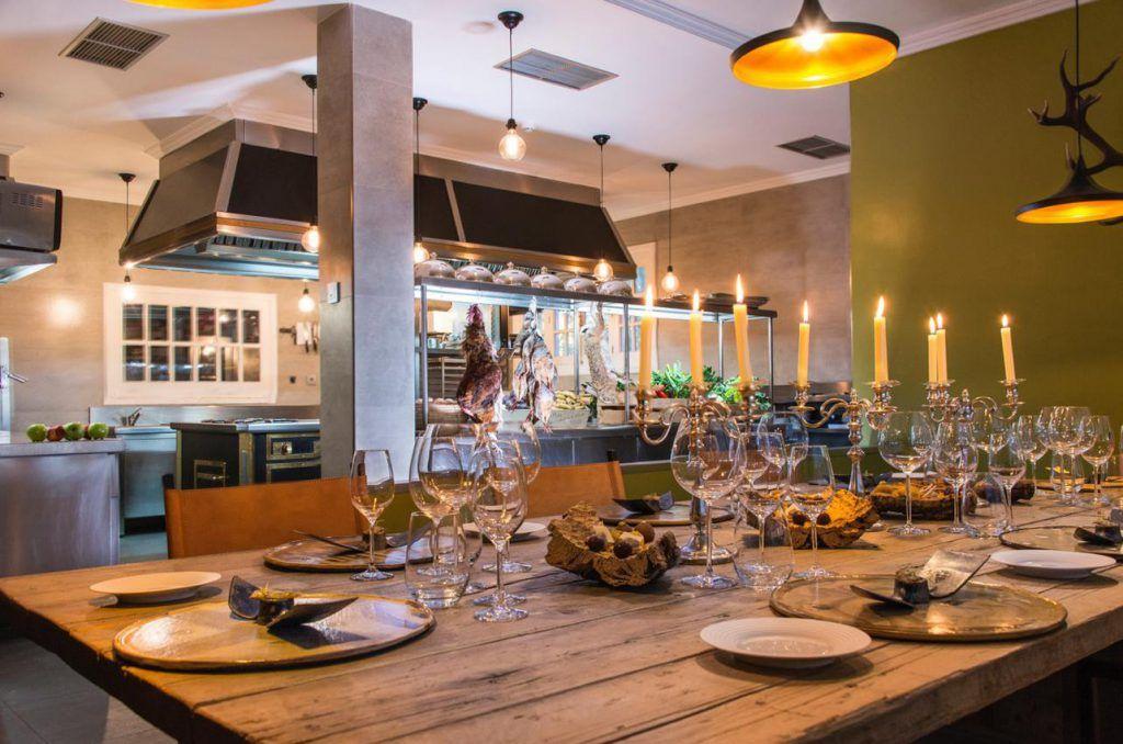 Restaurante Tierra, Toledo