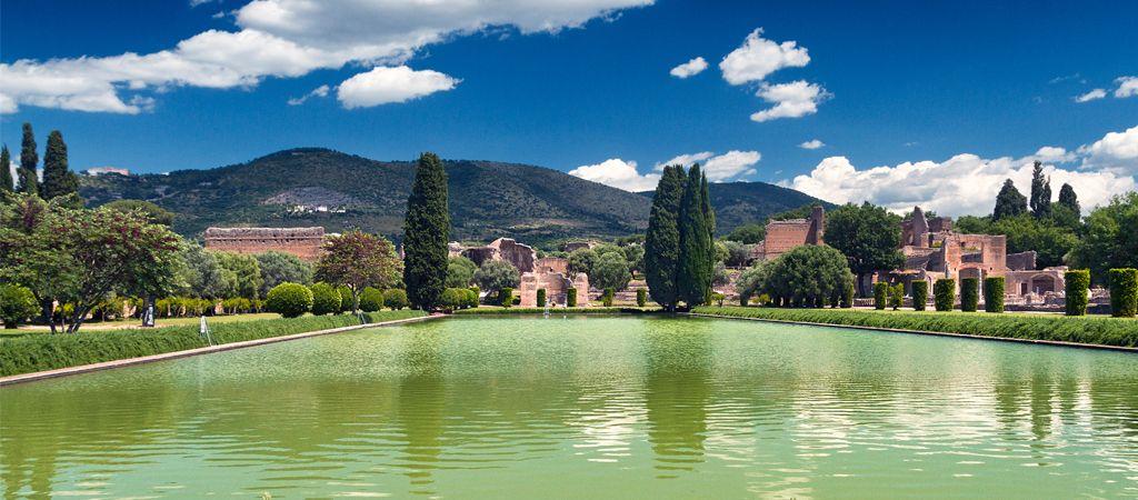 Villa d' Este triunfo del barroco