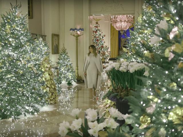 Navidad en la Casa Blanca