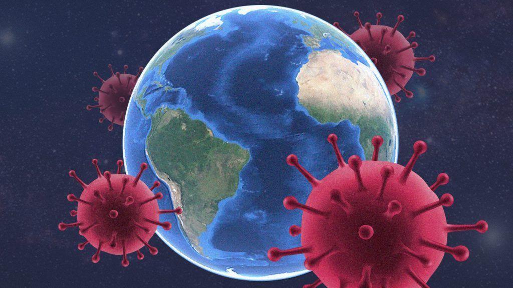coronavirus y el mundo