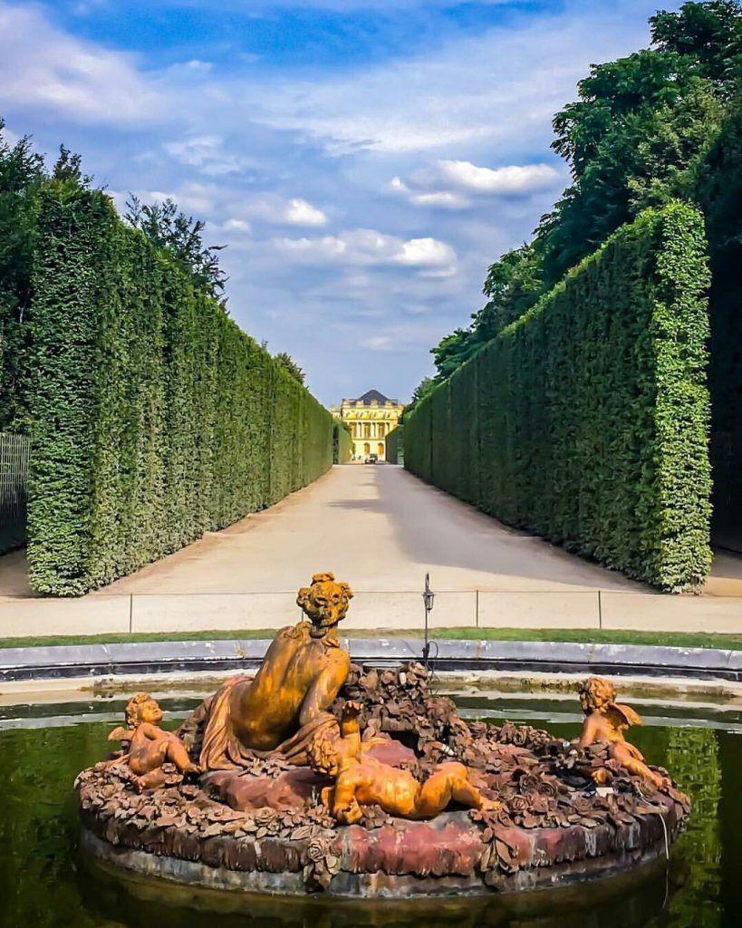 Los Jardines de Versalles