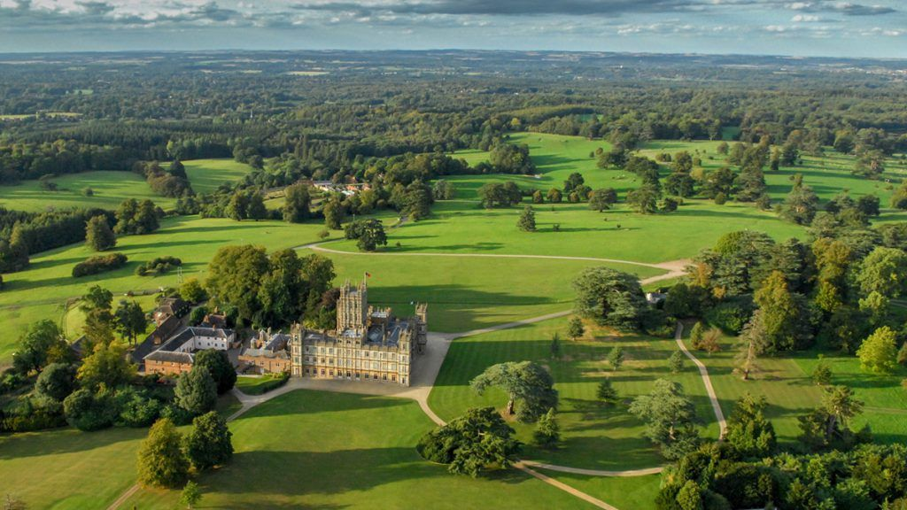 El castillo de Highclere