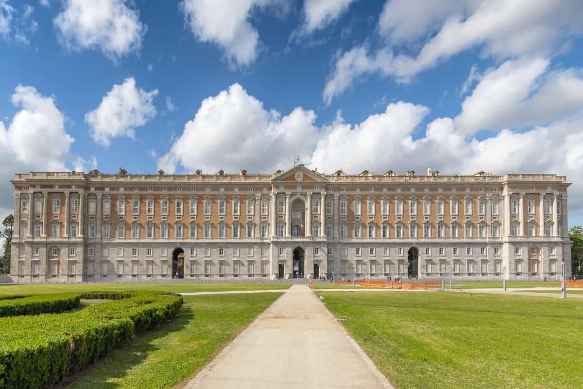 Palacio Real Reggia di Caserte