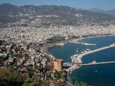 Alanya en Turquía