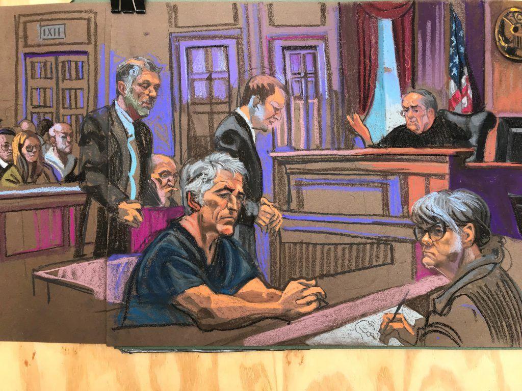 El caso Jeffrey Epstein