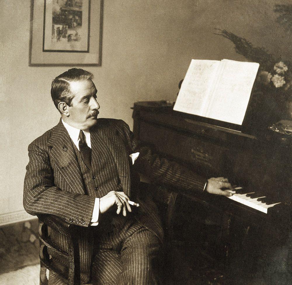 Grandes compositores de ópera