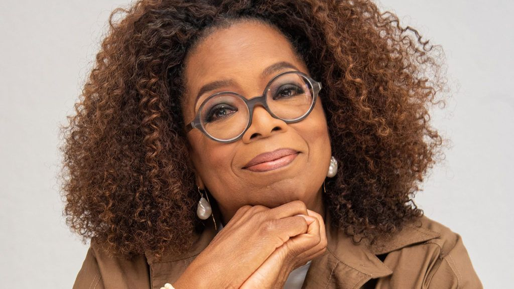 cumpleaños de Oprah