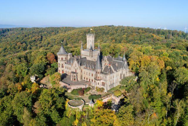 Castillo de Marienburg